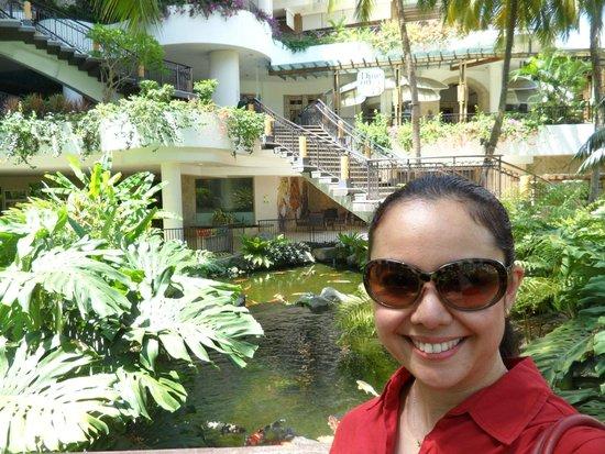 Shangri-La's Rasa Sentosa Resort & Spa: Garden