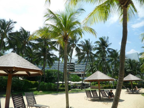 Shangri-La's Rasa Sentosa Resort & Spa: View