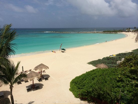 The Westin Resort Spa Cancun View From Our Room In Weston S