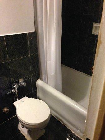 Hotel Carter: It was decent