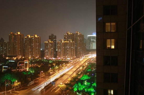 JW Marriott Hotel Shanghai Changfeng Park: view from room
