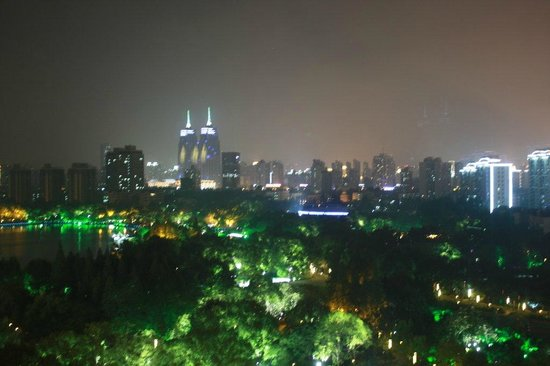 JW Marriott Hotel Shanghai Changfeng Park : view of Changfeng Park