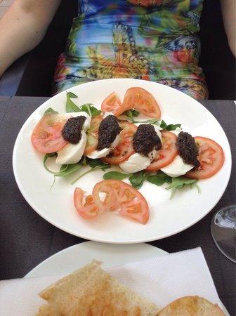 Burger Club: Салат