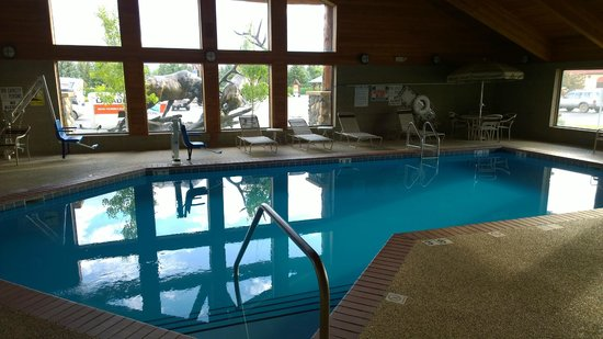 AmericInn Lodge & Suites Cody - Yellowstone: Pool