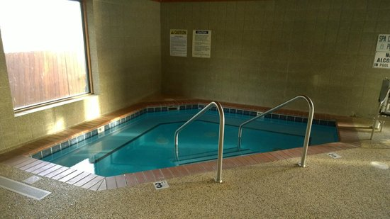 AmericInn Lodge & Suites Cody - Yellowstone: Spa