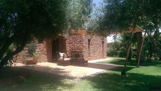 Villa Zin : Villa séparée