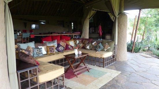 Kilima Camp: Einrichtung