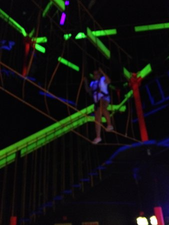 WonderWorks: Rope Course