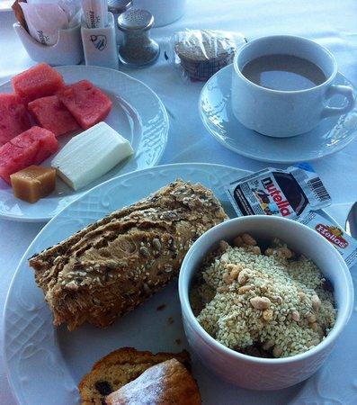 Prinsotel La Caleta: Pequeno almoço muito variado e de ótima qualidade!
