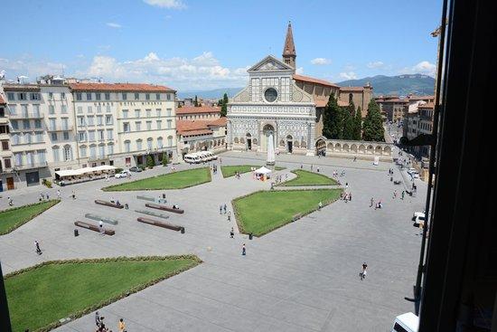 Santa Maria Novella Hotel: view