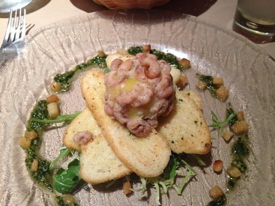 Francine's : potted shrimp