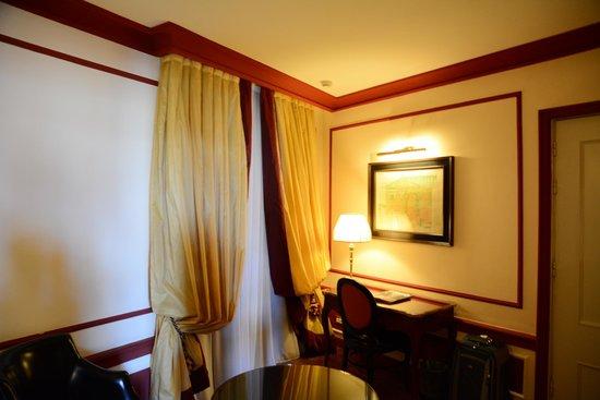 Santa Maria Novella Hotel: sitting room