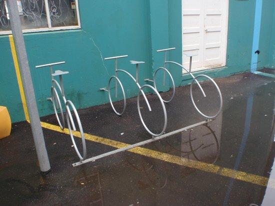 Icelandair Hotel Reykjavik Marina: Bike racks