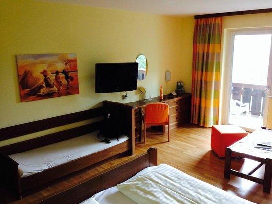 Haus Almfrieden: Standard - Zimmer 107