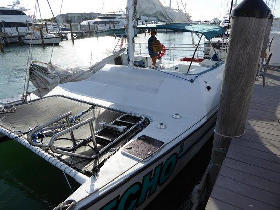 Catamaran Echo
