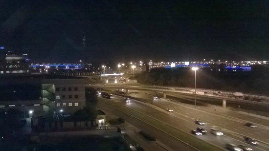 Jumeirah Creekside Hotel: Roof