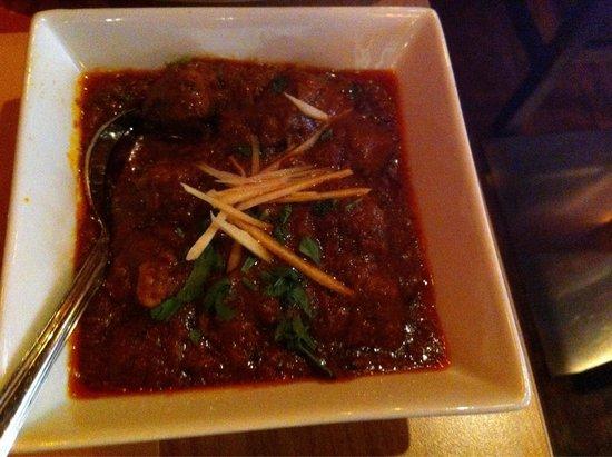 Indian Masala : Lamb vindaloo