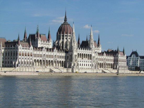 Parlement : Budapest Parliament