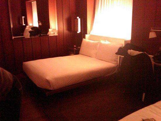 Hudson Hotel New York: Loved the room!