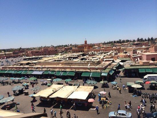 Dar el Souk : The Square