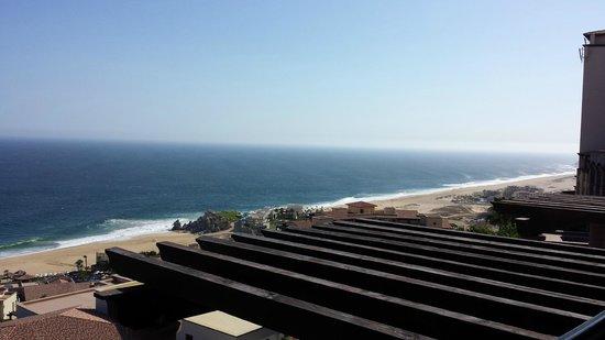 Pueblo Bonito Sunset Beach Golf & Spa Resort : View from Suite 2062