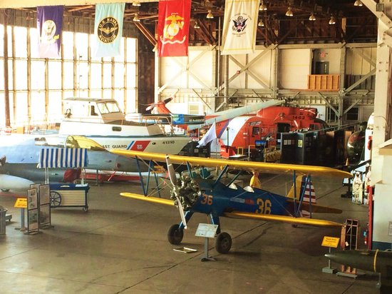 Naval Air Station Wildwood Aviation Museum: Aviation Museum