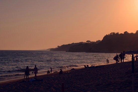 Pine Cliffs Hotel, a Luxury Collection Resort: la plage, accessible depuis l'hotel