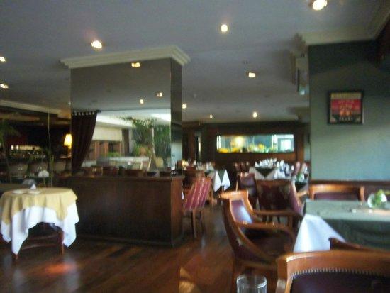 Premier Hill Suite Boutique : Restaurant view
