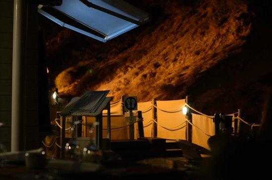 Pine Cliffs Hotel, a Luxury Collection Resort: le restaurant de la plage