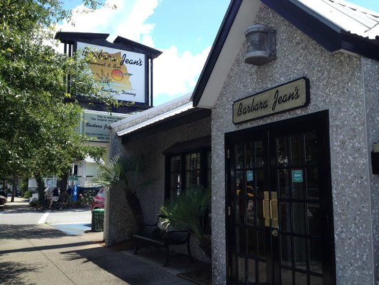 Barbara Jean's in the village, Simon's Is