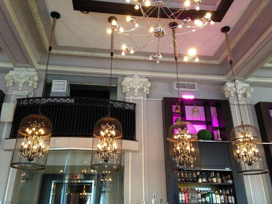 Le Place d'Armes Hotel & Suites : Loved this restaurant!