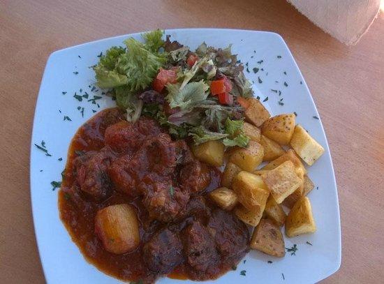 Waves Restaurant: STIFADO traditional greek/cretan dish.
