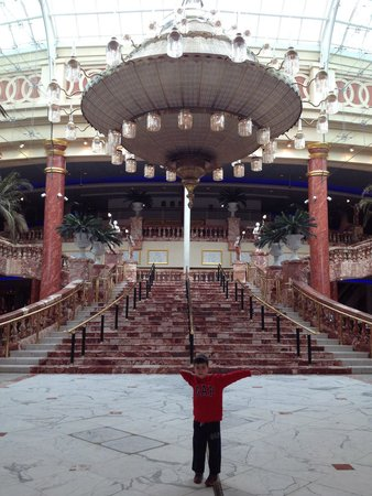 intu Trafford Centre: Great hall