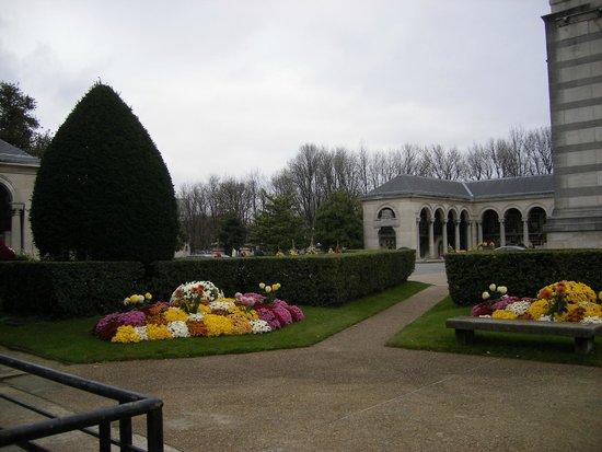 Friedhof Père-Lachaise (Cimetière du Père-Lachaise): Колумбарий