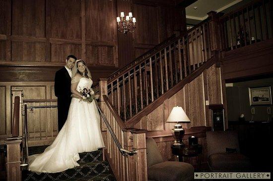 DoubleTree by Hilton Hotel Burlington: A wonderful wedding shot