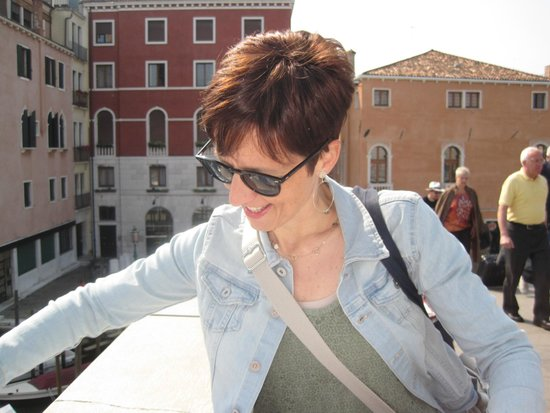 DiscoveringVenice -  Walking Tours : Federica.....such a fine young lady!