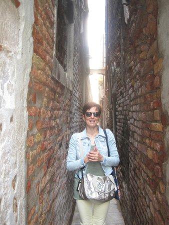 DiscoveringVenice -  Walking Tours: Federica Fresch - Discovering Venice Walking Tour