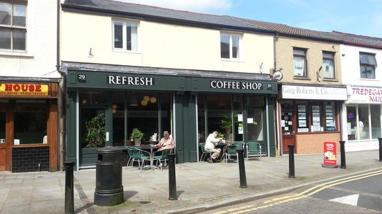Refresh Coffee Shop