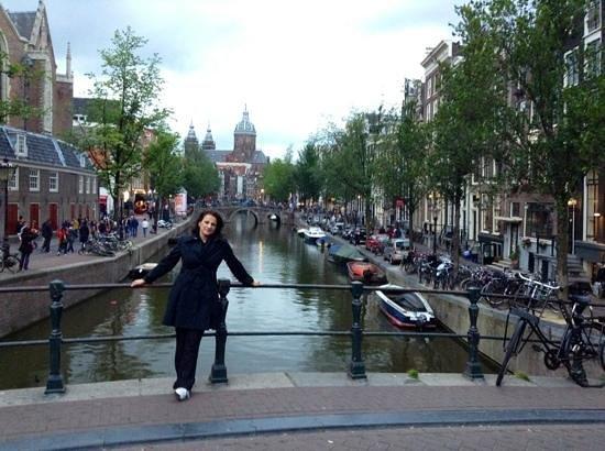 Emperor's Canal (Keizersgracht): amsterdã