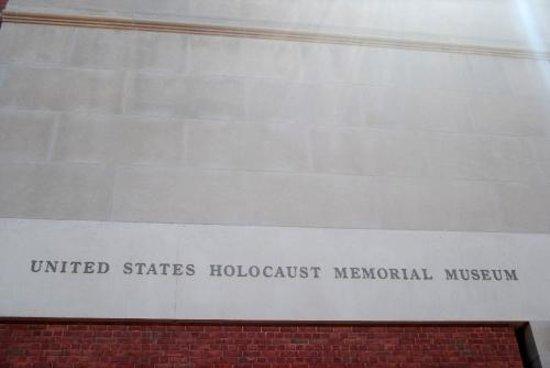 United States Holocaust Memorial Museum: Façade du Musée