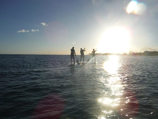 Three Friends Stand Up Paddle Adventures