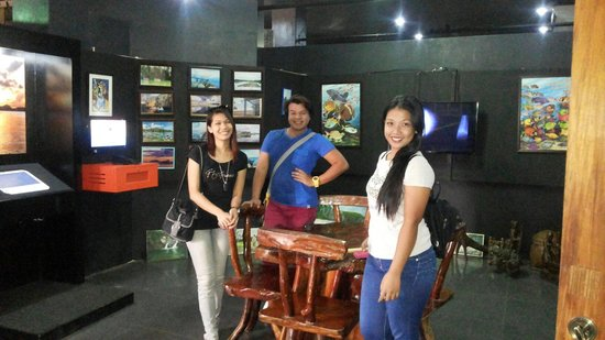 Palawan Heritage Center: BRIEFING AREA
