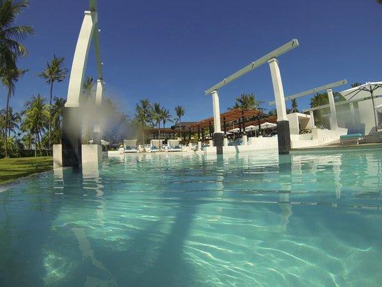 Club Med Bali: piscine zen
