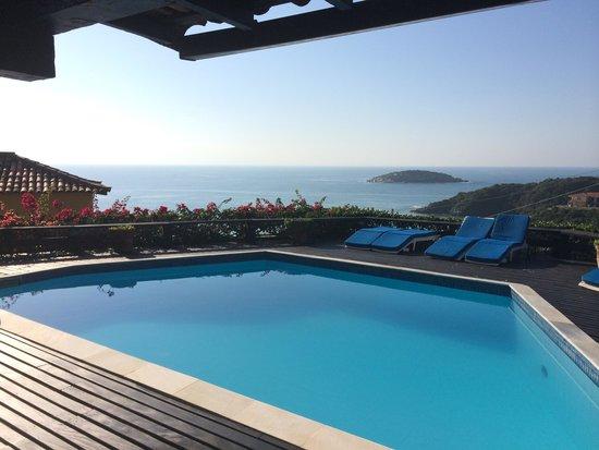 Baía do Joao Pousada: What a view!!
