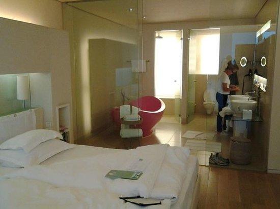 Salle De Bain Vue De La Chambre Picture Of Side Design Hotel