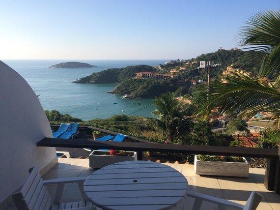 Baía do Joao Pousada: View from room #1