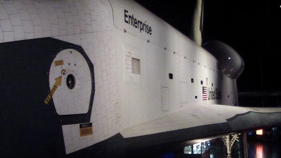 Intrepid Sea, Air & Space Museum: Enterprise