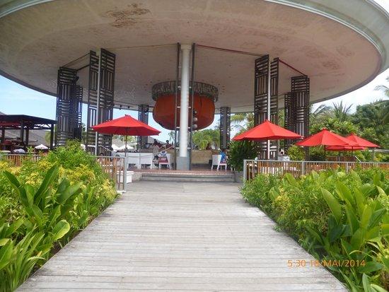 Club Med Bali: bar