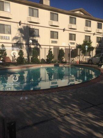 Super 8 Las Vegas Strip Area at Ellis Island Casino: pool