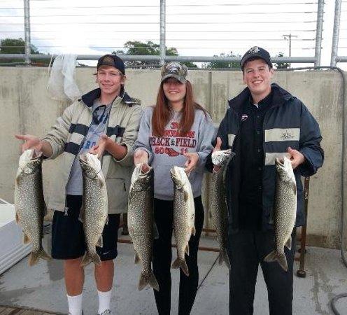 Mega-Bite Fishing Charters: June 2014 Mega Bite Charter Trip